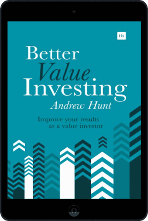 Cover of Better Value Investing (Ebook - tablet) by Andrew Hunt