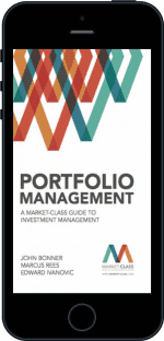 Cover of Portfolio Management by Marcus Rees andJohn Bonner andEdward ivanovic