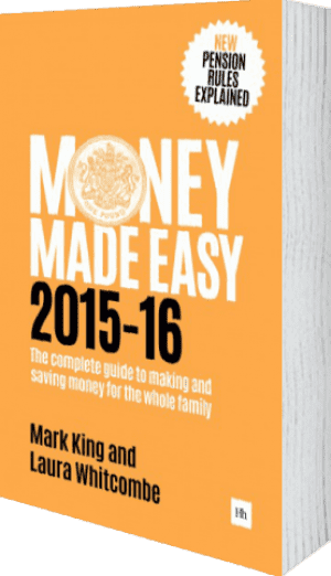 Cover of Money Made Easy 2015-16 by Mark King andLaura Whitcombe