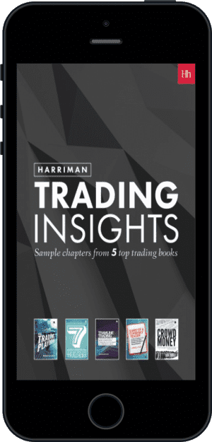 Cover of Harriman Trading Insights (Ebook - phone) by