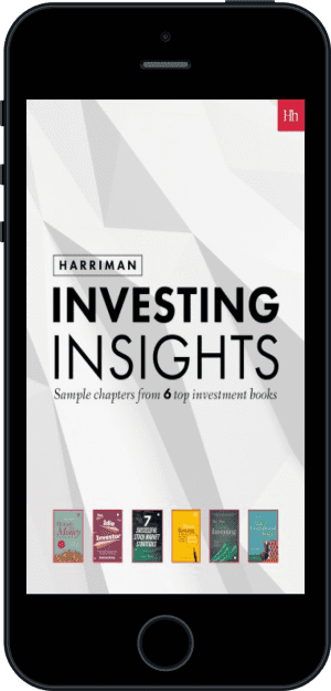 Cover of Harriman Investing Insights (Ebook - phone) by