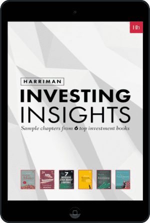 Cover of Harriman Investing Insights (Ebook - tablet) by