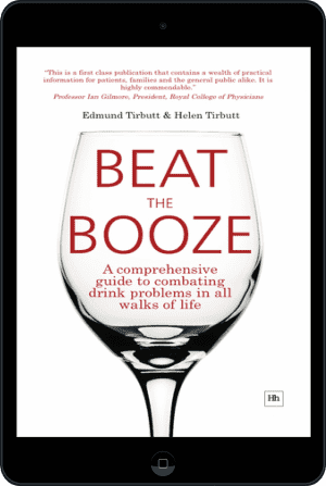 Cover of Beat the Booze (Ebook - tablet) by Edmund Tirbutt andHelen Tirbutt