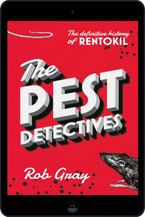 Cover of The Pest Detectives (Ebook - tablet) by Rob Gray