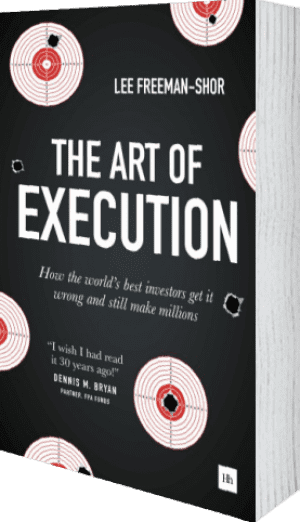 Cover of The Art of Execution (Paperback) by Lee Freeman-Shor
