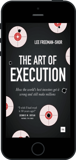 Cover of The Art of Execution (Ebook - phone) by Lee Freeman-Shor