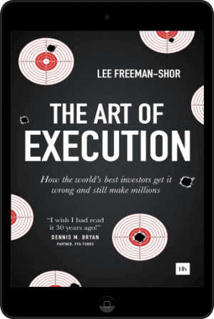 Cover of The Art of Execution (Ebook - tablet) by Lee Freeman-Shor