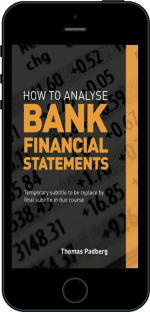 Cover of How to Analyse Bank Financial Statements by Thomas Padberg