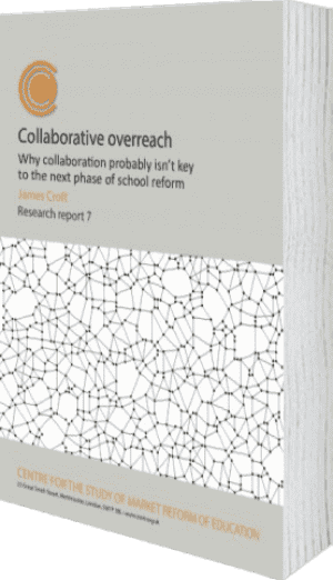 Cover of Collaborative overreach by James Croft