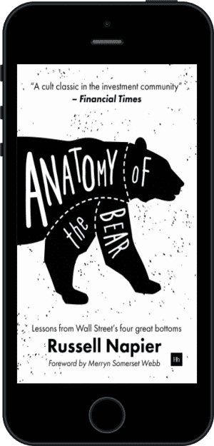 Cover of Anatomy of the Bear (Ebook - phone) by Russell Napier