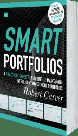 Cover of Smart Portfolios (Hardback) by Robert Carver