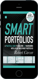 Cover of Smart Portfolios by Robert Carver