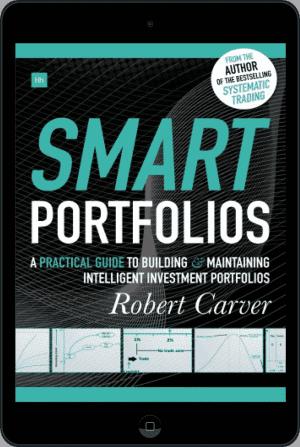 Cover of Smart Portfolios (Ebook - tablet) by Robert Carver