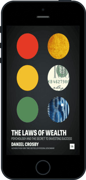 Cover of The Laws of Wealth (Ebook - phone) by Daniel Crosby