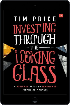 Cover of Investing Through the Looking Glass (Ebook - tablet) by Tim Price