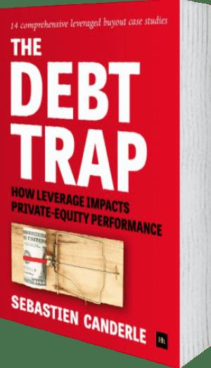 Cover of The Debt Trap (Hardback) by Sebastien Canderle