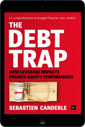 Cover of The Debt Trap (Ebook - tablet) by Sebastien Canderle