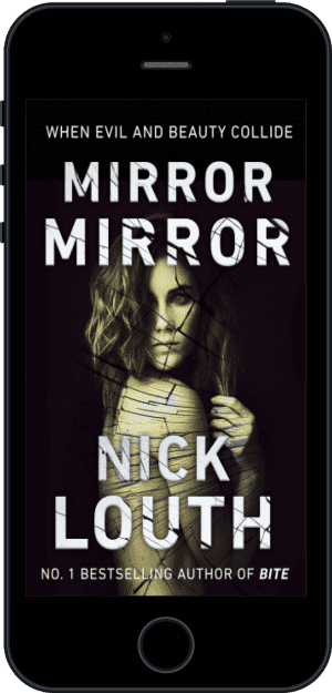 Cover of Mirror Mirror (Ebook - phone) by Nick Louth