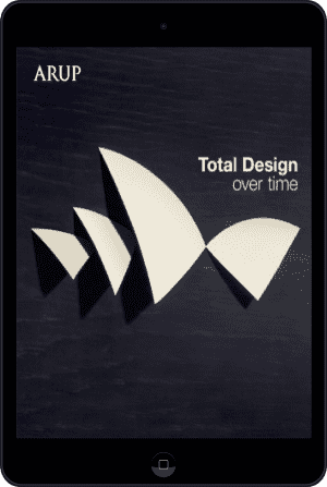 Cover of Total Design Over Time (Ebook - tablet) by Arup