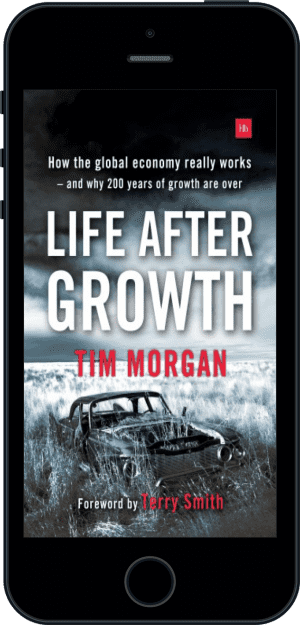 Cover of Life After Growth (Ebook - phone) by Tim Morgan