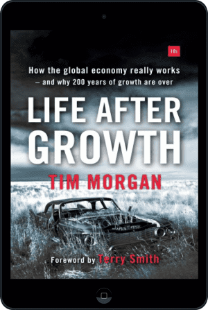 Cover of Life After Growth (Ebook - tablet) by Tim Morgan