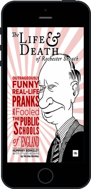 Cover of The Life and Death of Rochester Sneath (Ebook - phone) by