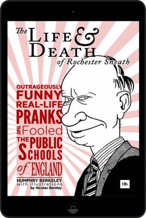 Cover of The Life and Death of Rochester Sneath (Ebook - tablet) by