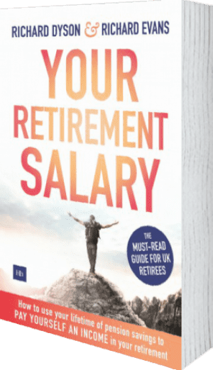 Cover of Your Retirement Salary (Paperback) by Richard Evans and Richard Dyson
