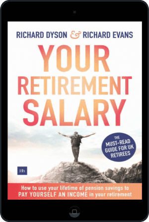Cover of Your Retirement Salary (Ebook - tablet) by Richard Evans and Richard Dyson