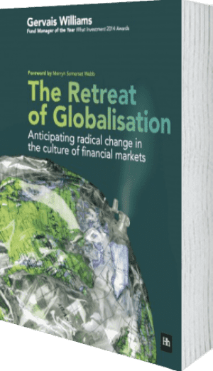 Cover of The Retreat of Globalisation (Paperback) by Gervais Williams