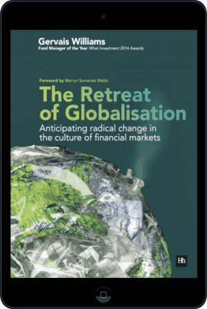 Cover of The Retreat of Globalisation (Ebook - tablet) by Gervais Williams