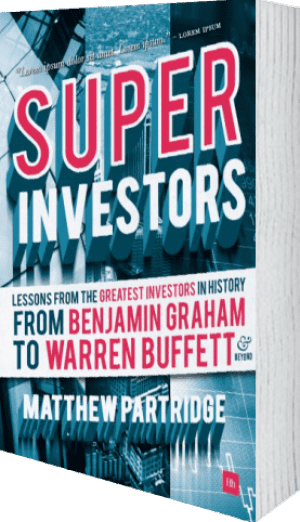 Cover of Superinvestors (Paperback) by Matthew Partridge