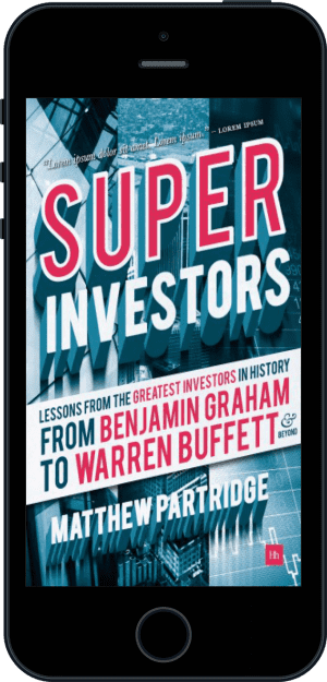 Cover of Superinvestors (Ebook - phone) by Matthew Partridge