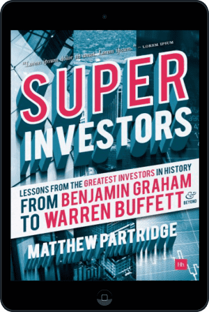 Cover of Superinvestors (Ebook - tablet) by Matthew Partridge