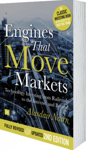 Cover of Engines That Move Markets (Hardback) by Alasdair Nairn
