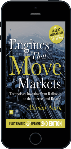 Cover of Engines That Move Markets (Ebook - phone) by Alasdair Nairn