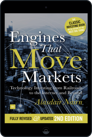 Cover of Engines That Move Markets (Ebook - tablet) by Alasdair Nairn