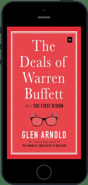 Cover of The Deals of Warren Buffett (Ebook - phone) by Glen Arnold