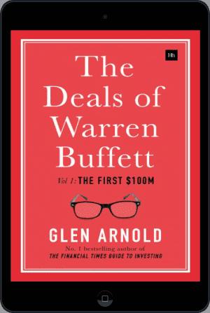 Cover of The Deals of Warren Buffett (Ebook - tablet) by Glen Arnold