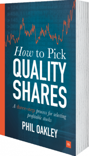 Cover of How To Pick Quality Shares (Paperback) by Phil Oakley