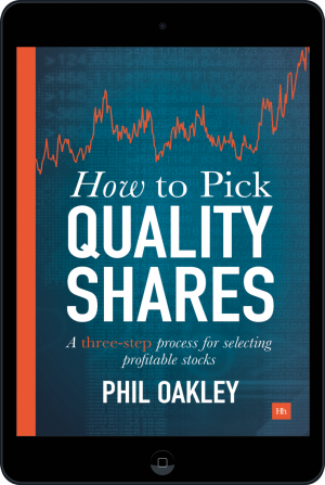 Cover of How To Pick Quality Shares (Ebook - tablet) by Phil Oakley