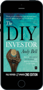 Cover of The DIY Investor by Andy Bell