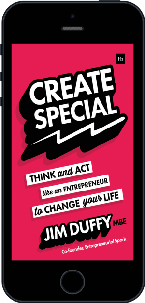 Cover of Create Special (Ebook - phone) by Jim Duffy