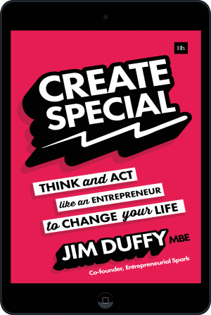 Cover of Create Special (Ebook - tablet) by Jim Duffy