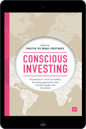Cover of Conscious Investing (Ebook - tablet) by Christin ter Braak-Forstinger