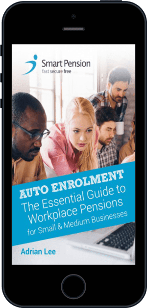Cover of Auto Enrolment (Ebook - phone) by Adrian Lee