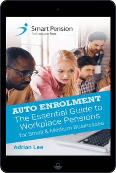Cover of Auto Enrolment by Adrian Lee