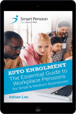 Cover of Auto Enrolment (Ebook - tablet) by Adrian Lee