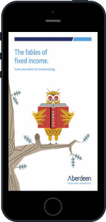 Cover of The Fables of Fixed Income by