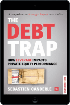 Cover of The Debt Trap - Student Edition by Sebastien Canderle